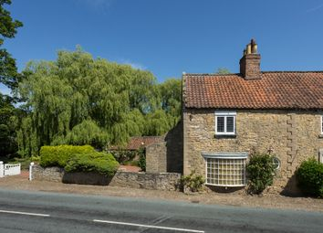 Thumbnail 2 bed semi-detached house for sale in Coxwold, York