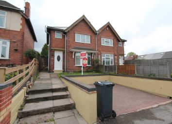 Thumbnail 3 bed semi-detached house for sale in Drayton Street, Walsall