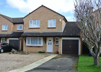 Thumbnail 4 bed detached house for sale in Cochran Close, Churchdown, Gloucester
