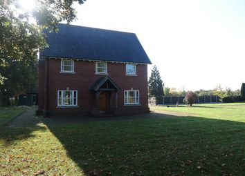 Thumbnail 3 bedroom detached house to rent in Horkesley Road, Boxted, Colchester