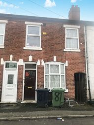 Thumbnail 3 bedroom terraced house for sale in Miner Street, Walsall