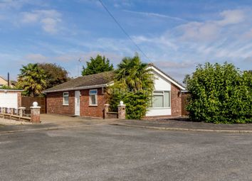 Thumbnail 4 bed detached bungalow for sale in Southend, Bradenham, Thetford