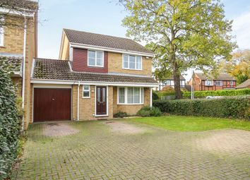 Thumbnail 3 bedroom link-detached house for sale in Rosemary Avenue, Earley, Reading