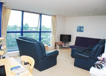 Thumbnail 2 bed flat to rent in Baltic Quay, Surrey Quays