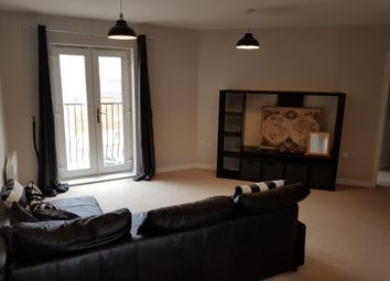 Thumbnail 2 bed flat to rent in Rowsby Court, Pontprennau, Cardiff