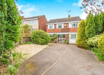 Thumbnail 4 bed detached house for sale in Birchwood Road, Woolaston, Lydney