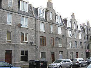 Thumbnail 1 bedroom flat to rent in Walker Road Aberdeen, Aberdeen