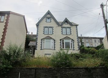 Thumbnail 1 bed flat to rent in Wood Road, Treforest, Pontypridd