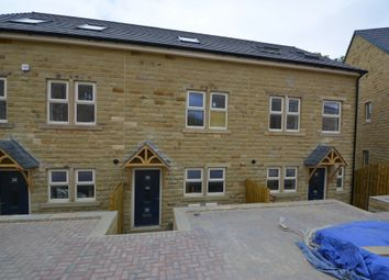 Thumbnail 3 bedroom terraced house for sale in Laund Croft, Salendine Nook, Huddersfield