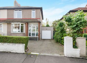Thumbnail 3 bed semi-detached house for sale in Kings Park Avenue, Kings Park, Glasgow