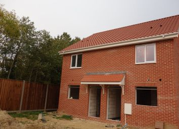 Thumbnail 2 bedroom terraced house for sale in Heritage Green, Kessingland, Lowestoft