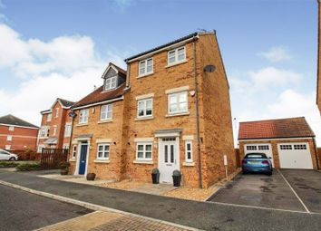 Thumbnail 4 bed semi-detached house for sale in Sandringham Meadows, Blyth