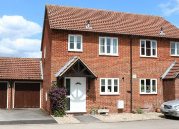 Thumbnail 3 bed semi-detached house for sale in Bridus Mead, Blewbury, Didcot