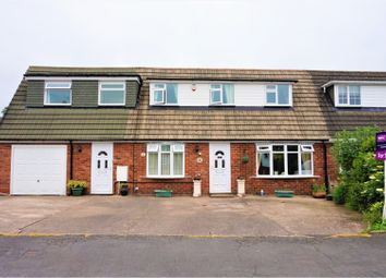Thumbnail 5 bed semi-detached house for sale in Raven Road, Yoxall, Burton-On-Trent