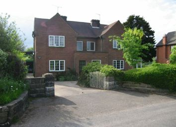 Thumbnail 4 bed detached house for sale in Marston Montgomery, Ashbourne