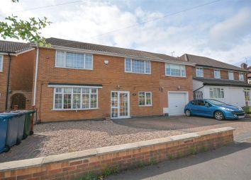 Thumbnail 5 bed detached house for sale in Leahurst Road, West Bridgford, Nottingham