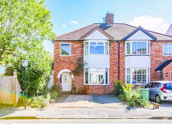 Thumbnail 3 bed semi-detached house for sale in Southdale Road, Oxford