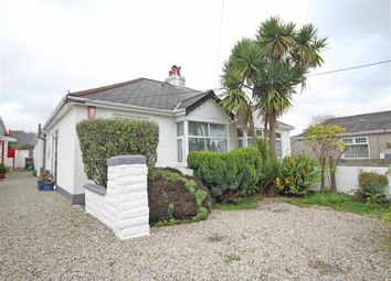 Thumbnail 3 bed semi-detached bungalow for sale in Bowden Park Road, Crownhill, Plymouth