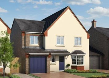 "Thumbnail 4 bed property for sale in ""The Aspen At The Paddocks,Telford"" at The Bache, Telford"