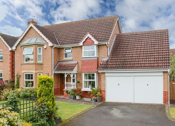 Thumbnail 4 bed detached house for sale in St. Andrews Way, Hill Top, Bromsgrove