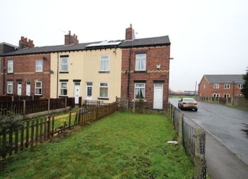 3 bed end terrace house for sale in Longsight Terrace, Kinsley, Pontefract, West Yorkshire WF9