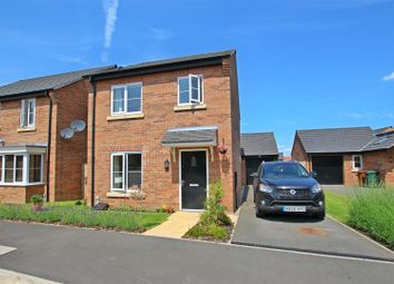 Thumbnail 3 bed detached house for sale in Greengage Close, Malton