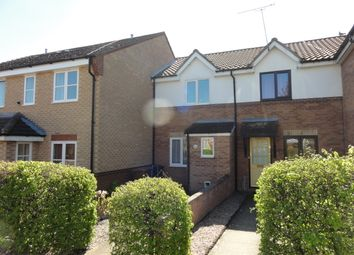 Thumbnail 2 bedroom terraced house to rent in Durham Close, Bury St. Edmunds