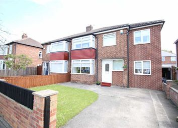 Thumbnail 4 bed semi-detached house for sale in Whitwell Road, Darlington, Co Durham