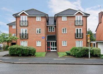 Thumbnail 1 bed flat for sale in Priory Court, Lichfield Road, Walsall Wood