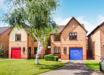 3 bed detached house for sale in Hatfield Close, East Hunsbury, Northampton NN4