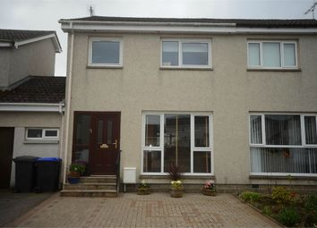 Thumbnail 4 bed semi-detached house for sale in Townhead Road, Inverurie, Aberdeenshire