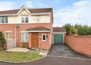 Thumbnail 3 bed semi-detached house to rent in Neuman Crescent, Bracknell