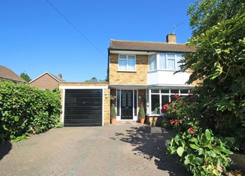 Thumbnail 3 bed property for sale in Buckingham Close, Hampton