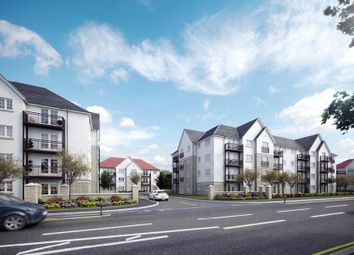 "Thumbnail 1 bed flat for sale in ""Plot 68 - Lennox Apartments"" at Milngavie Road, Bearsden, Glasgow"