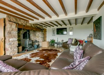 Thumbnail 3 bed farmhouse for sale in Cymau, Wrexham
