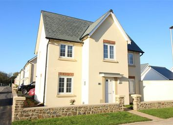 Thumbnail 3 bed detached house for sale in Omaha Way, Fremington, Barnstaple