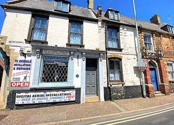Thumbnail 3 bed terraced house to rent in Bridge Street, Downham Market