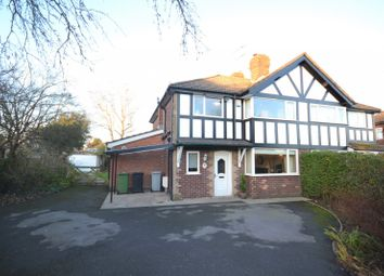 Thumbnail 3 bed semi-detached house for sale in Rising Sun Road, Gawsworth, Macclesfield