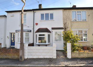Thumbnail 2 bedroom terraced house for sale in Upper Road, Wallington, Surrey