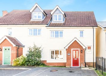 Thumbnail 3 bed end terrace house for sale in Rye Hill, Sudbury