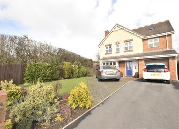 Thumbnail 4 bedroom detached house for sale in Parsons Walk, Bridgeyate, Bristol