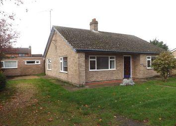 Thumbnail 2 bedroom detached bungalow to rent in Glebe Way, Histon, Cambridge