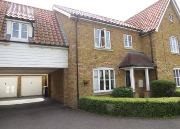 Thumbnail 4 bed link-detached house for sale in Chestnut Avenue, Great Notley, Braintree