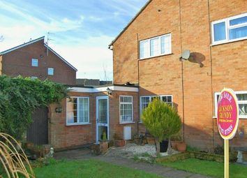 Thumbnail 2 bed end terrace house for sale in St Peters Close, Stefen Hill, Daventry