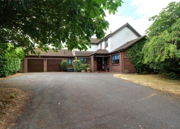 Thumbnail 4 bed detached house for sale in Elm Lane, Lower Earley, Reading, Berkshire