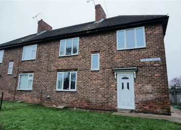 Thumbnail 3 bed semi-detached house for sale in Poplar Road, Doncaster