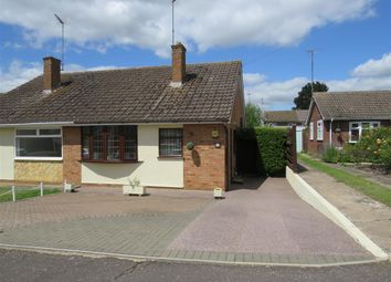 Thumbnail 2 bed semi-detached bungalow for sale in Harrow Way, Kingsthorpe, Northampton