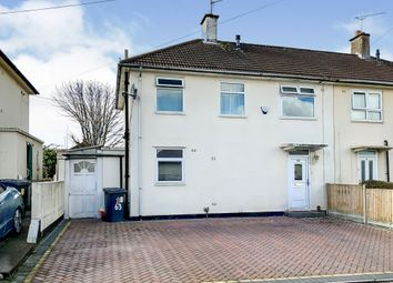 Thumbnail 3 bed semi-detached house for sale in Whitteney Drive North, Aylestone, Leicester