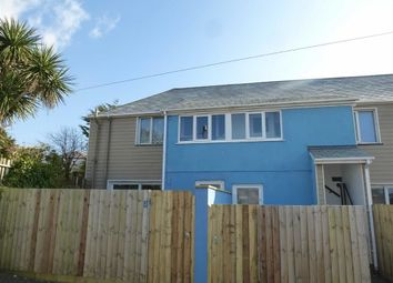 Thumbnail 3 bed flat to rent in Valley Road, Bude, Cornwall