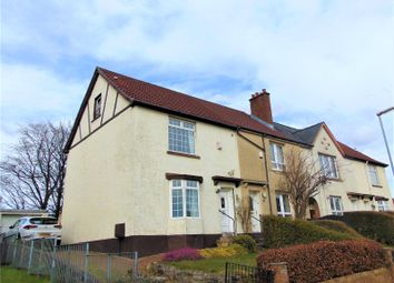 Thumbnail 2 bed end terrace house for sale in Walnut Rd, Glasgow